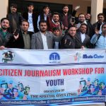 Citizen Journalism Workshop for Journalists and Youth in Quetta