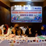 Workshop on Citizen Journalism for Women & Girls
